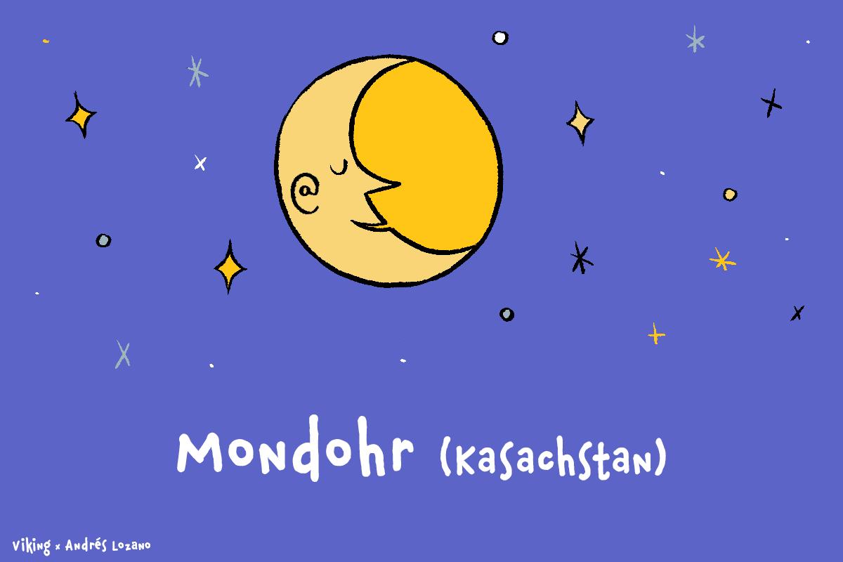 Kasachstan - Mondohr