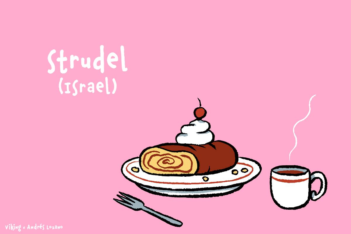 Israel - Strudel