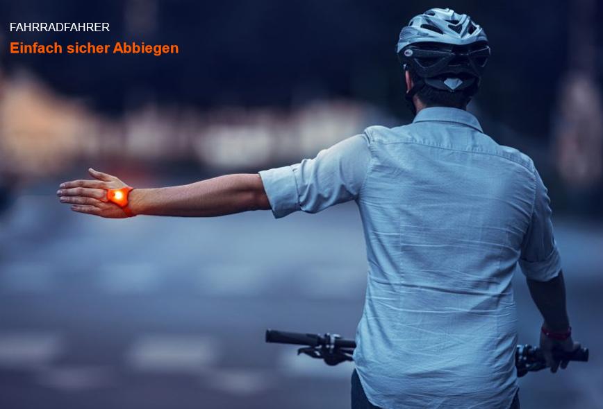 SeniTurn für Fahrradfahrer