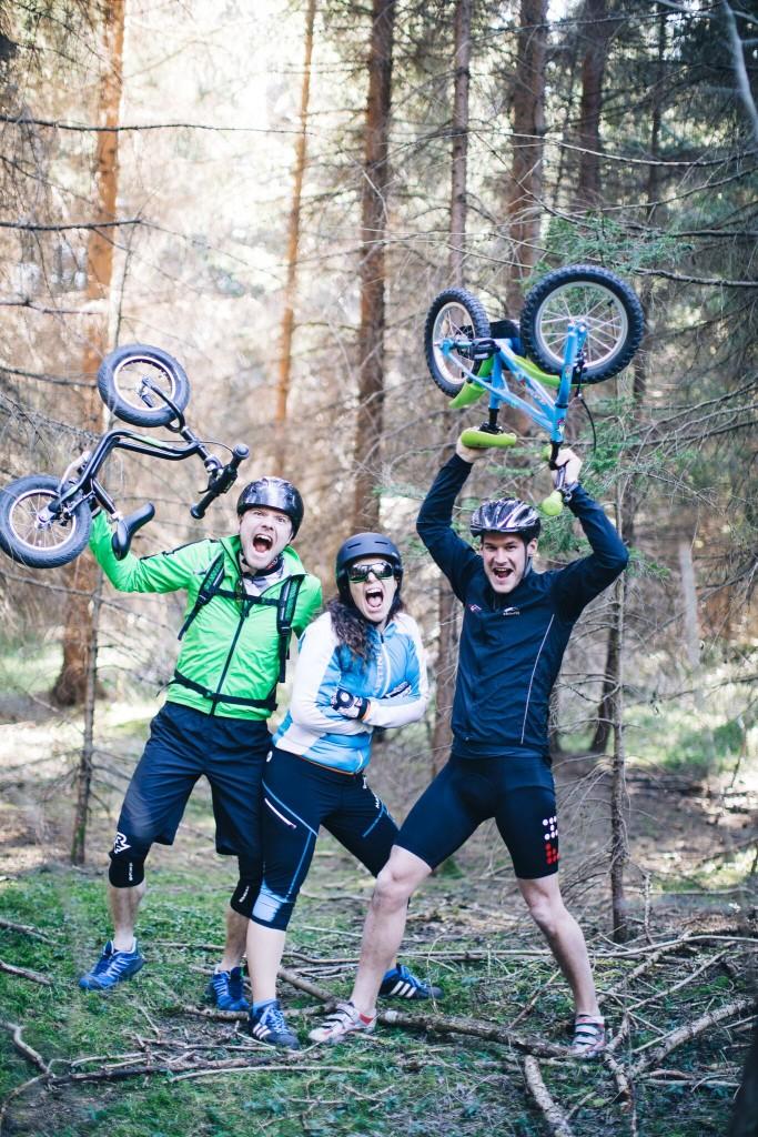 Alt: add-e Team (v.l.): Fabian Gutbrod, Tihana Pintaric und Thomas Pucher